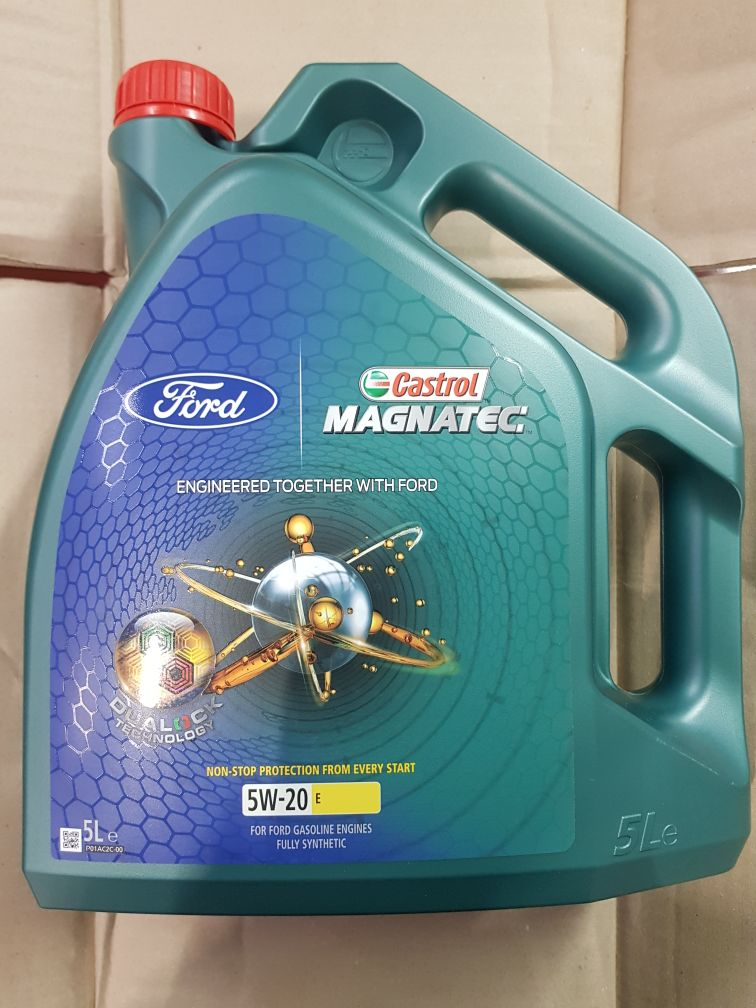 Castrol - Magnatec Professional E 5W-20 Моторное масло