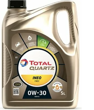 Total - QUARTZ INEO FIRST 0W30 Масло моторное