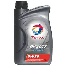 Total - QUARTZ INEO MC3 5W30 моторное масло